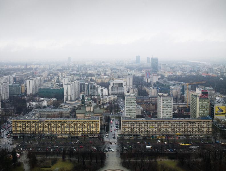 Abrahamson's Warsaw