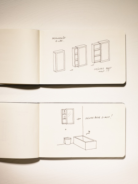 Lindvall´s sketches