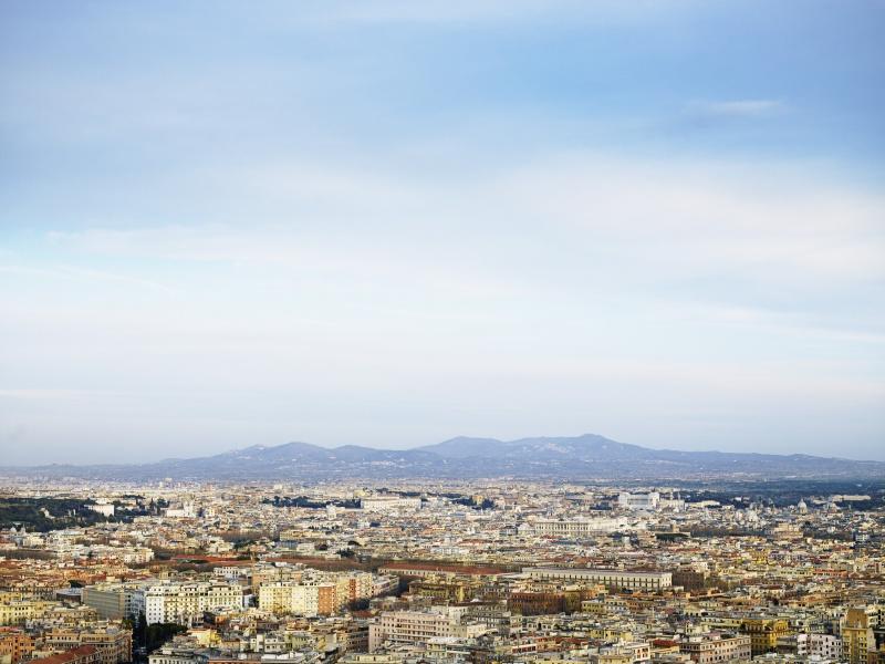 Via Appia to Rome