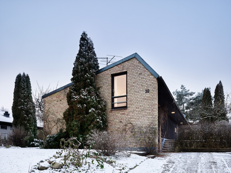 Lundh's house by Mathsson