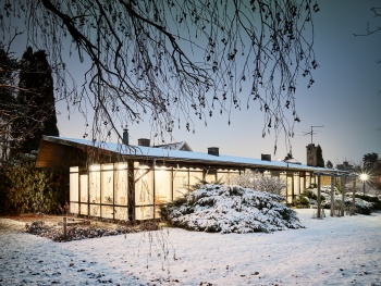 Lundh´s house by Mathsson