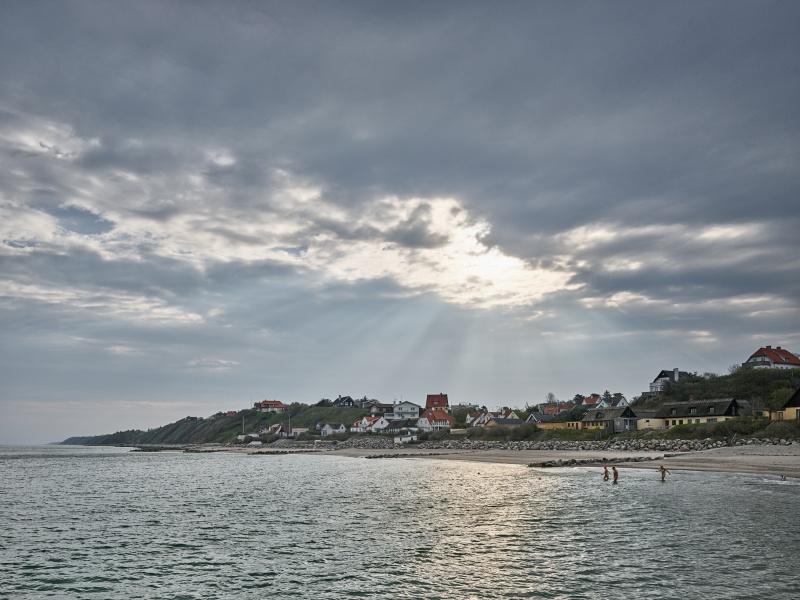Helenekilde's seashore hotel